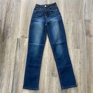 NWT Fashion Nova High Rise Bootcut Jeans